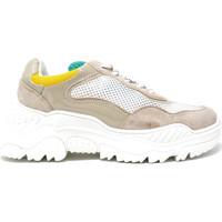 Zapatos Mujer Zapatillas bajas Gold&gold A19 GT620 Verde