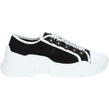 Zapatos Mujer Zapatillas bajas Gold&gold A19 GT728 Negro