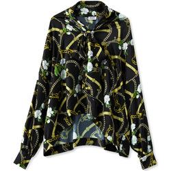 textil Mujer Camisas Liu Jo W19499T5335 Negro