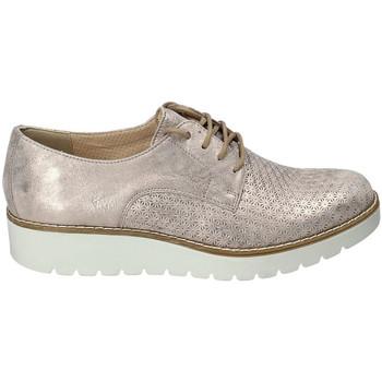 Zapatos Mujer Derbie Enval 3255144 Oro
