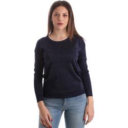 textil Mujer Jerséis Fracomina FR19SP8009 Azul