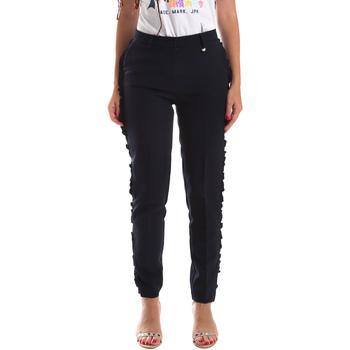textil Mujer Pantalones chinos Fracomina FR19SP666 Azul