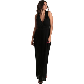 textil Mujer Vestidos largos Fracomina FR19SM673 Negro