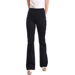 textil Mujer Pantalones fluidos Fracomina FR19SM617 Azul