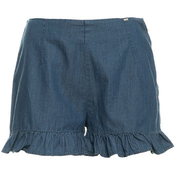 textil Mujer Shorts / Bermudas Fracomina FR19SM503 Azul