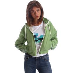 textil Mujer Chaquetas de deporte Invicta 4431555/D Verde