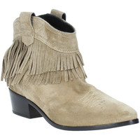 Zapatos Mujer Botines Janet&Janet 43052 Beige