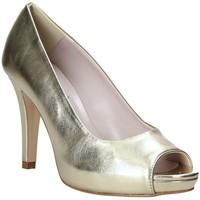 Zapatos Mujer Zapatos de tacón Grace Shoes 457I001 Oro