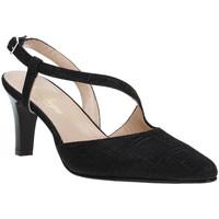 Zapatos Mujer Zapatos de tacón Soffice Sogno E9360 Negro