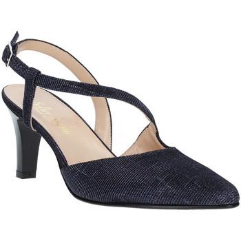 Zapatos Mujer Zapatos de tacón Soffice Sogno E9360 Azul