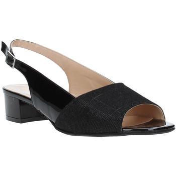 Zapatos Mujer Sandalias Soffice Sogno E8113T Negro