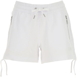 textil Mujer Shorts / Bermudas Ea7 Emporio Armani 3GTS52 TJ31Z Blanco