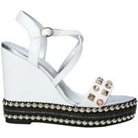 Zapatos Mujer Sandalias Fracomina FC19SM2037 Blanco