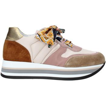 Zapatos Mujer Zapatillas bajas Triver Flight 232-07E Rosado