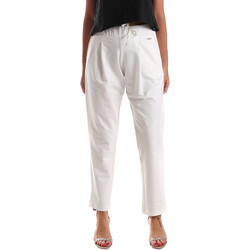 textil Mujer Pantalones chinos U.S Polo Assn. 51478 51302 Blanco