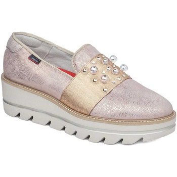Zapatos Mujer Mocasín CallagHan 14821 Rosado
