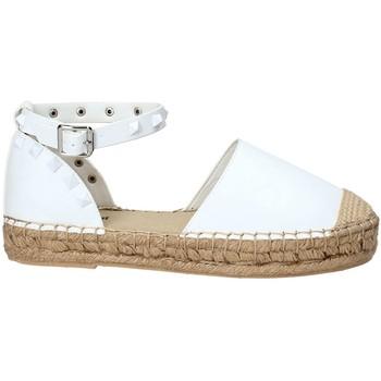 Zapatos Mujer Alpargatas Gold&gold A19 GT768-1 Blanco
