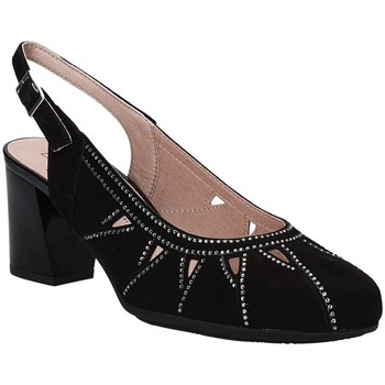Zapatos Mujer Zapatos de tacón Pitillos 5554 Negro