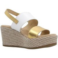Zapatos Mujer Sandalias Pitillos 5671 Blanco