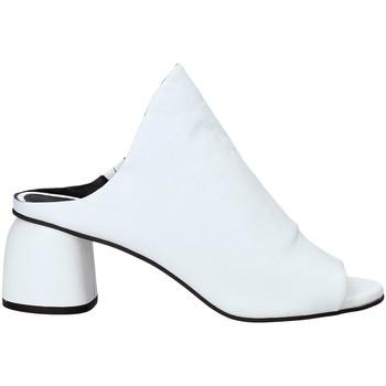 Zapatos Mujer Alpargatas Elvio Zanon EJ5804X.D Blanco