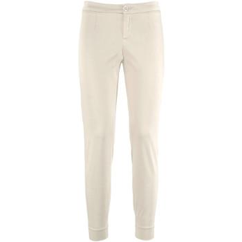 textil Mujer Pantalones chinos NeroGiardini P960510D Beige