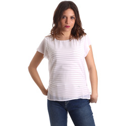 textil Mujer Tops / Blusas NeroGiardini P962470D Blanco
