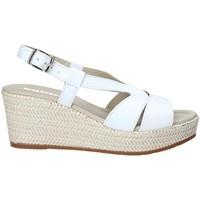 Zapatos Mujer Sandalias Valleverde 32211 Blanco