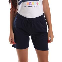 textil Mujer Shorts / Bermudas Key Up 5F59G 0001 Azul