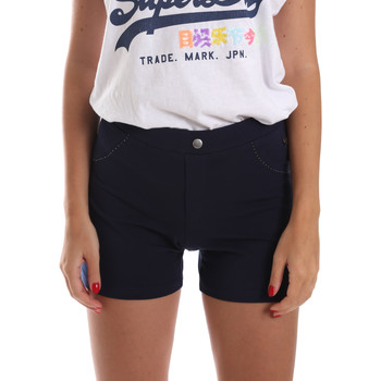textil Mujer Shorts / Bermudas Key Up 5L79G 0001 Azul