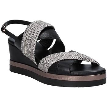 Zapatos Mujer Sandalias Inuovo 121007 Negro