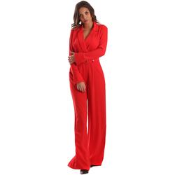 textil Mujer Monos / Petos Byblos Blu 2WD0010 TE0012 Rojo