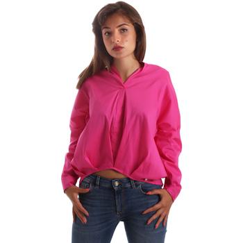 textil Mujer Camisas Byblos Blu 2WR0004 TE0014 Rosado