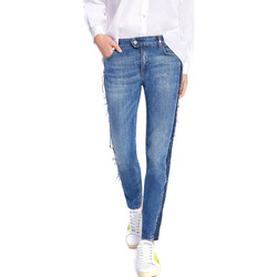 textil Mujer Vaqueros slim Byblos Blu 2WJ0004 TE0135 Azul