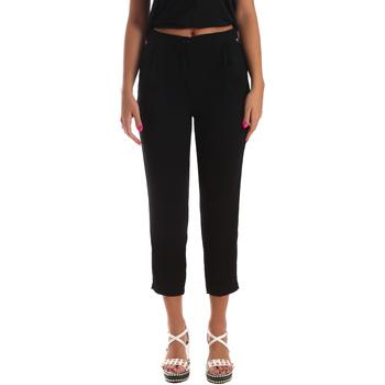 textil Mujer Pantalones chinos Byblos Blu 2WP0002 TE0012 Negro