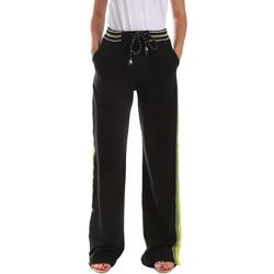 textil Mujer Pantalones de chándal Byblos Blu 2WP0015 TE0039 Negro