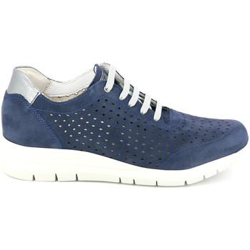 Zapatos Mujer Zapatillas bajas Grunland SC4440 Azul
