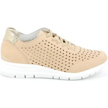 Zapatos Mujer Zapatillas bajas Grunland SC4440 Rosado
