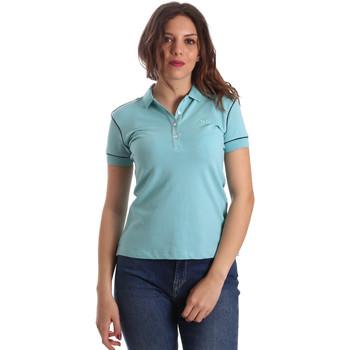 textil Mujer Polos manga corta La Martina NWP002 PK001 Azul
