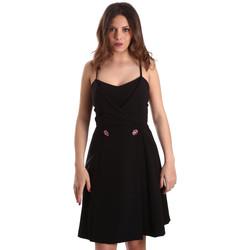 textil Mujer Vestidos cortos Gaudi 911FD15005 Negro