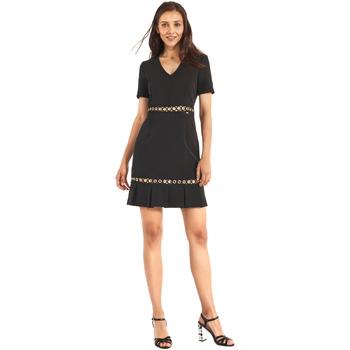 textil Mujer Vestidos cortos Gaudi 911FD15006 Negro