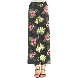 textil Mujer Pantalones fluidos Gaudi 911FD25018 Negro