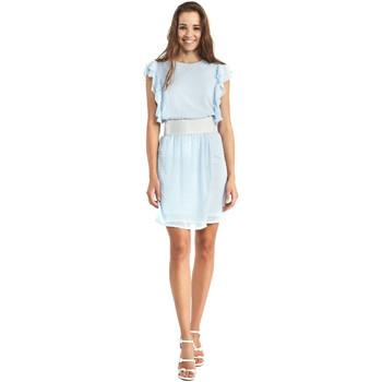textil Mujer Vestidos cortos Gaudi 911BD15004 Azul