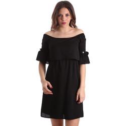 textil Mujer Vestidos cortos Gaudi 911BD15015 Negro