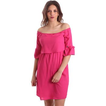 textil Mujer Vestidos cortos Gaudi 911BD15015 Rosado