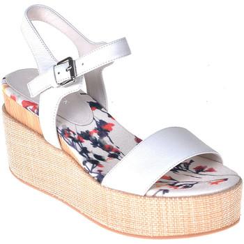 Zapatos Mujer Sandalias Lumberjack SW40006 001 B01 Blanco