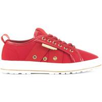 Zapatos Mujer Zapatillas bajas Lumberjack SW56905 003 C01 Rojo