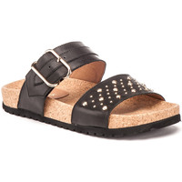 Zapatos Mujer Zuecos (Mules) Lumberjack SW57506 001 Q12 Negro
