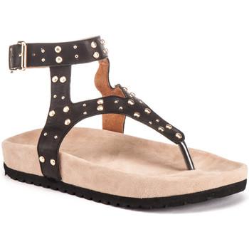 Zapatos Mujer Sandalias Lumberjack SW57506 002 Q12 Negro