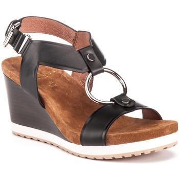Zapatos Mujer Sandalias Lumberjack SW56506 003 B01 Negro
