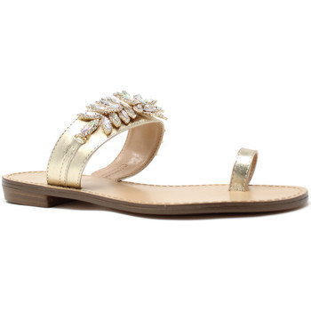 Zapatos Mujer Chanclas Gold&gold A19 GL303 Oro